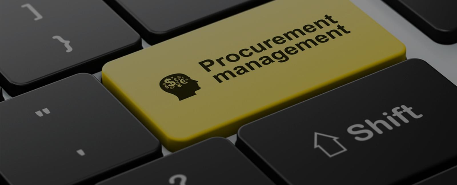 O&A Mgt - Procurement Management